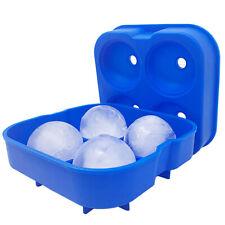 Food Grade Silicon Ice Ball Maker Ice Mold Tray