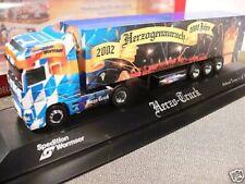 1/87 Herpa DAF XF SSC Wormser Herzo-Truck PC  120364