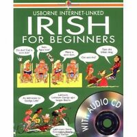 Irish For Beginners by Usborne Publishing Ltd (CD-Audio, 2001)