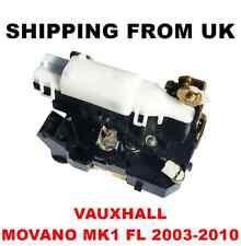 CENTRALE SERRATURA MOTOR Attuatore ANTERIORE SINISTRA PER VAUXHALL MOVANO mk1 FL 2003-2010