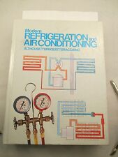 Modern Refrigeration And Air Conditioning 1988 Vintage Hardback Book