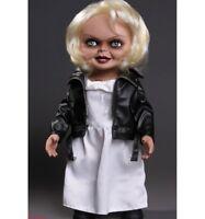 Mezco La Fiancée de Chucky poupée parlante Tiffany 38 cm