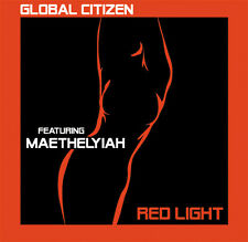GLOBAL CITIZEN / MAETHELYIAH - RED LIGHT Black/Red  7'' Siouxsie & The Banshees
