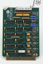 8161 Fusion Semiconductor Pcb Dual Cassette Handler 249181 Rev D