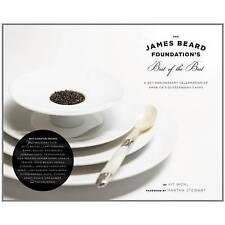 James Beard Best of the Best (James Beard Foundation), Wohl Cushner, New, Hardco