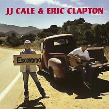 The Road to Escondido by Eric Clapton/J.J. Cale (CD, Nov-2006, Reprise)