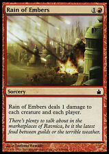 MTG 4x RAIN OF EMBERS - PIOGGIA DI BRACI - RAV - MAGIC