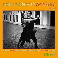 SOMETHING SWINGIN' LATINO // POLISH EDITION // CD sealed