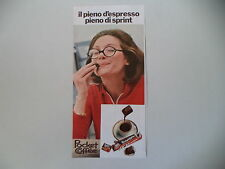 advertising Pubblicità 1975 FERRERO POCKET COFFEE