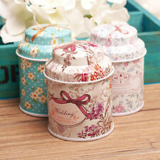 Kitchen Food Sugar Coffee Tea Metal Storages Canisters Jars Pots Tins Container