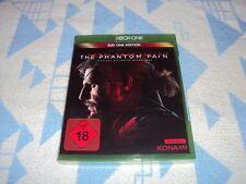Metal Gear Solid V: the Phantom Pain -- Day One Edition (Microsoft Xbox One,...