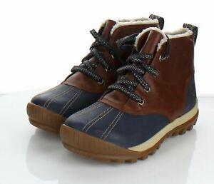 37-34 NEW $130 Women's Sz 7.5 M Timberland Mt Hayes Leather Chukka Boot