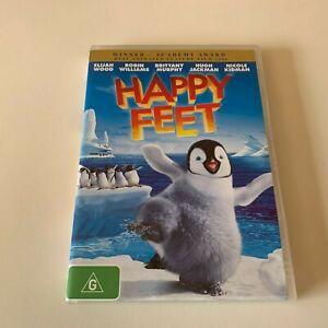 Happy Feet (DVD, 2007)