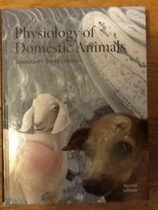 Physiology of Domestic Animals ..Oystein Sjaastad second edition.