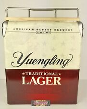 Yuengling Traditional Lager Eagle 15 Qt Retro Metal Beer Cooler Brand New In Box