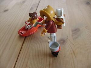 Playmobil  Eskimo-Mutter nit Kind
