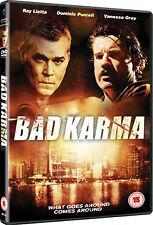 BAD KARMA - DVD - REGION 2 UK