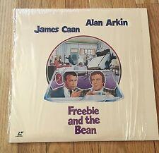 Freebie and the Bean (Laser Disc) James Caan and Alan Arkin