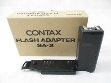 【MINT in BOX】Contax SA-2 Flash Adapter Black for T3 from Japan #1545