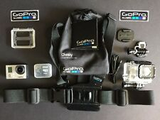 GoPro HERO3 White Edition Action Camera Camcorder plus accessories