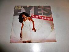 "DONNA SUMMER - Eyes - 1984 German 7"" Juke Box Vinyl Single"