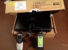 DirecTv Hr44-500 Main Satellite Receiver Box Power Supply + Remote + Box