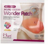 30 Days 10Pc Mymi Wonder Patch Quick Slimming Patch Belly Slim Patch Abdomen New