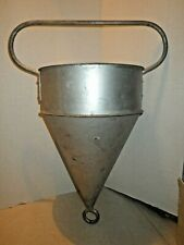 Perko Nautical Maritime Metal Buoy Mooring Sailboat Ship Boat Dingy Marker Rare