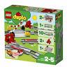 LEGO® DUPLO® 10882 Eisenbahn Schienen,  NEU & OVP