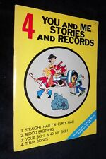 Woolworths Talking Book - 4 First Ever Stories and Records -