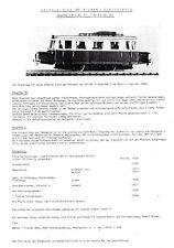 Bauanleitung Merker + Fischer Spur N Wismar-Schienenbus, auch Spur Nm, 701/851