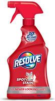 Resolve Carpet Spot - Stain Remover, 22 fl oz Bottle, Carpet Cleaner