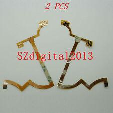 2 PC / LENS aperture FLEX CABLE PER TAMRON SP AF MM + F / 3.5-4.5 DI II LD Canon
