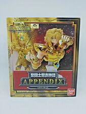 Bandai Saint Cloth Myth Appendix Leo Aioria Or Excellent Condition Version Japon