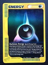 Darkness Energy 158/165 Expedition Pokemon Card RARE HOLO Near Mint