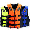 Adulte Enfants Gilet de Sauvetage Sécurité Flottante Navigation à Voile Mode FR