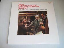 """KERTESZ - Mozart Symphony No. 36 """"Linz"""" Japanese Press Near Mint (22)"""
