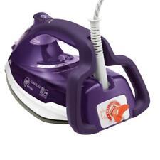 Fer à vapeur violets Tefal à repasser et centrales