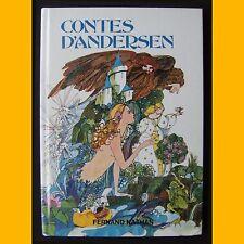 CONTES D'ANDERSEN Brigitte Lecœur John Speirs 1976