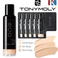 TONYMOLY BCDATION Plus SPF30 PA++ Perfect Cover BB Cream Foundation