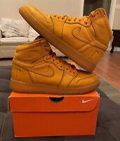 Nike Air Jordan Retro 1 Orange Peel Gatorade 7Y High Boys AJ6000-880 GS 11 3 4 8