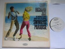 CLIFF RICHARD Swinger's Paradise White label promo lp