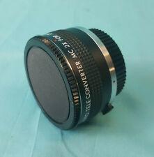 Promaster spectrum7 Auto Tele Converter Lens MC 2x for OM