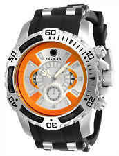 Invicta Men's 26177 Star Wars BB8 Black Steel Polyurethane Steel Watch