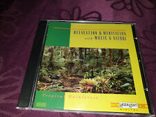 CD Relaxation & Meditation with Music & Nature / Tropical Rainforest - Album