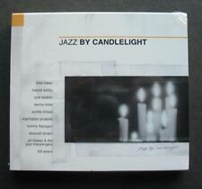 JAZZ BY CANDLELIGHT CD HAROLD ASHBY LYNN SEATON ARCHIE SCHEPP ART BLAKEY+ SEALED