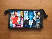 Vogue Magazine Style Clutch Pouch Bag