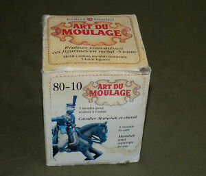Prince August 54mm Napoleonic French Imperial Guard Marmaluke Moulds Boxed