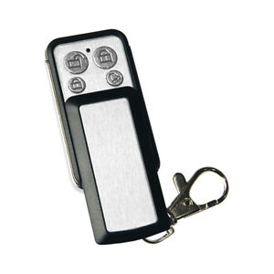 Sentry Plus Wireless Alarm Metal Remote Key Fob (For Sentry Plus/GSM Pro only)
