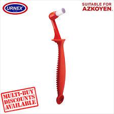 Urnex Group Head Cleaning Brush Back Flush for Azkoyen Coffee Machine